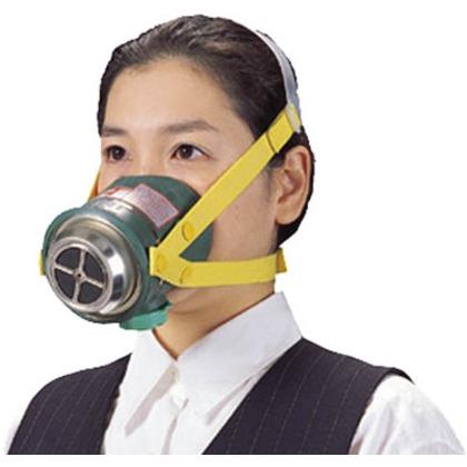 ろ過式避難用防煙マスクミニケムラー3   07060