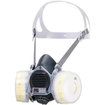 取替え式防じんマスク   DR80N3(M/L)