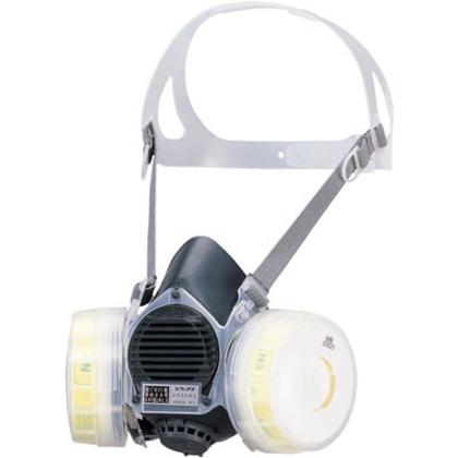 取替え式防じんマスク   DR80N3(M/S)