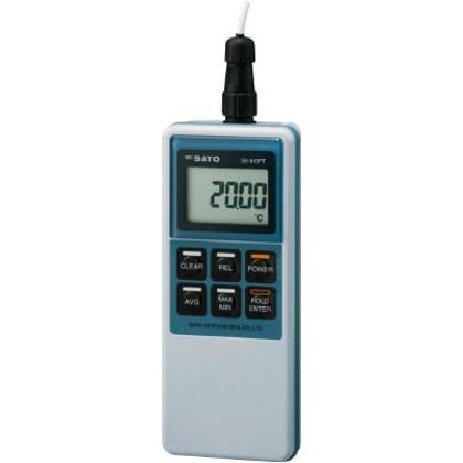 精密型デジタル温度計SK-810PT(8012-00)   SK-810PT