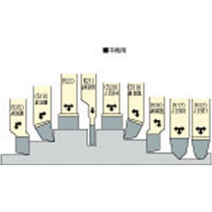 三和 ハイス付刃バイト22mm 521-5
