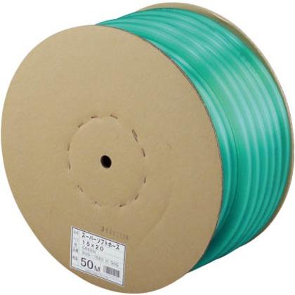 サンヨー スーパーソフト15×20グリーン50mドラム巻 SUS-1520H50G