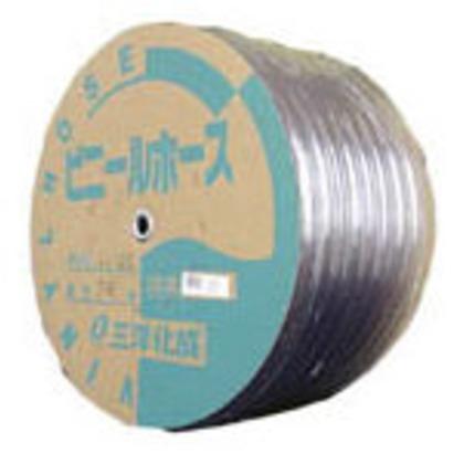 サンヨー 透明ホース20×2250mドラム巻 TM-2022D50T