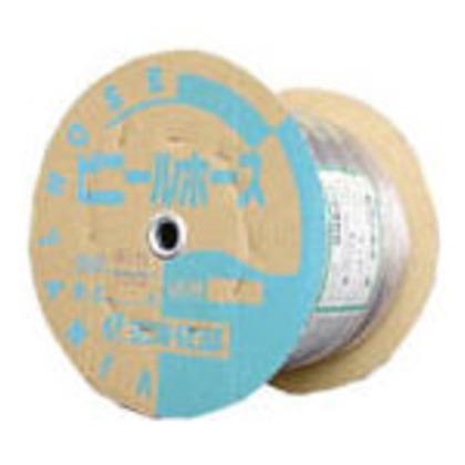 サンヨー 透明ホース3×6100mドラム巻 TM-36D100T