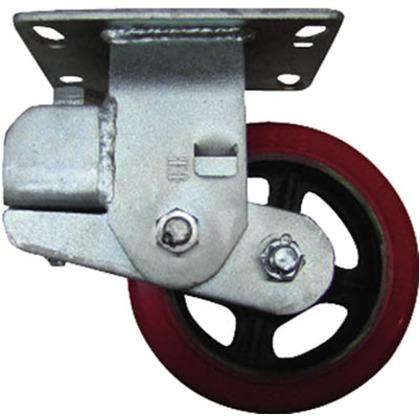 重量用ダンピングキャスター径201自在YE(200ー130ー717   TP-200LF-A-YE