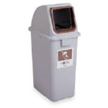 ゴミ箱 エコ分別カラーペール65(本体)容量60L   DS-252-065-0