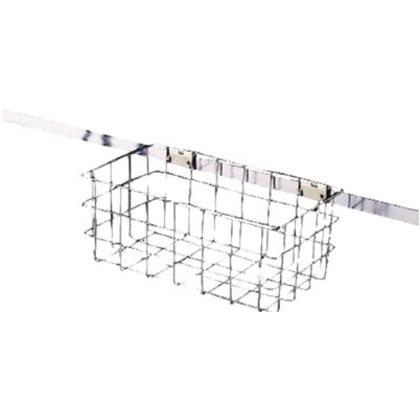 モップ収納ラック用バスケット小   CE-494-510-0