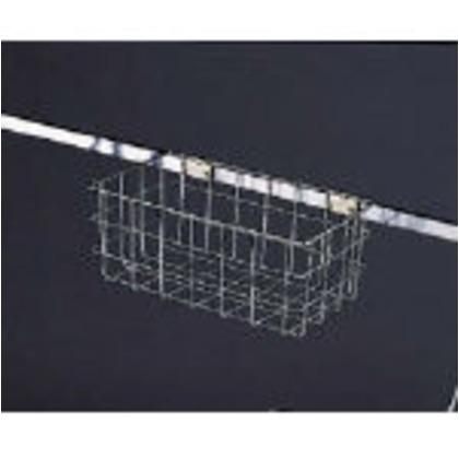 テラモト モップ収納ラック用バスケット大 CE-494-530-0