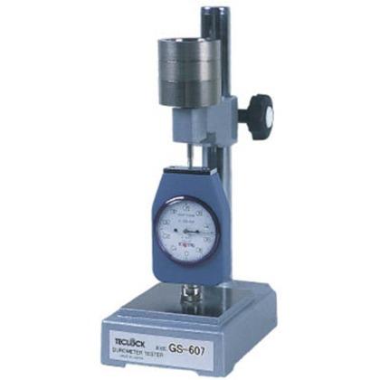 【送料無料】テクロック ゴム・プラスチックデュロメータ   GS-607  テスター測定器具