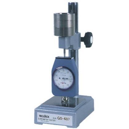 【送料無料】テクロック ゴム・プラスチックデュロメータ   GS-607B  テスター測定器具
