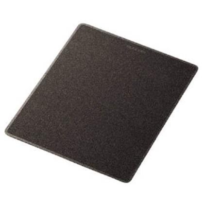 エレコム 光学式マウス推奨マウスパッドブラックメタリック MP-108BK