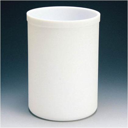 フッ素樹脂(PTFE)円筒型容器10L   NR0160-005