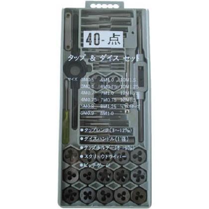 タップダイスセットLT-40B   LT-40B 1 S
