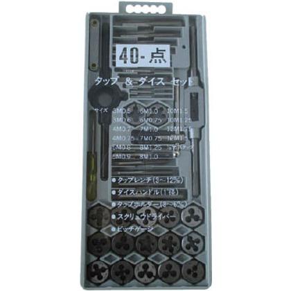 タップダイスセットLT-40C   LT-40C 1 S