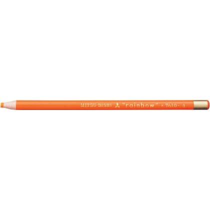 uni 水性ダーマトグラフ橙(12本入) K7610.4 12本