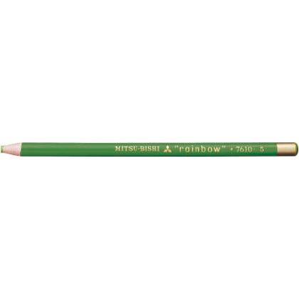 uni 水性ダーマトグラフ黄緑(12本入) K7610.5 12本