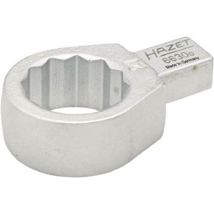 HAZET ヘッド交換式トルクレンチ用ボックスエンドインサート 6630C-22