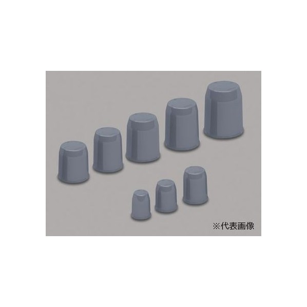 マサル ボルト用保護カバー20型ダークブラウン(こげ茶) BHC209