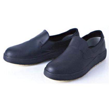 ミドリ安全 超耐滑軽量作業靴ハイグリップ21.5CM H700N-BK-21.5