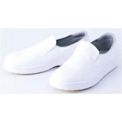 ミドリ安全 超耐滑軽量作業靴ハイグリップ21.5CM H700N-W-21.5