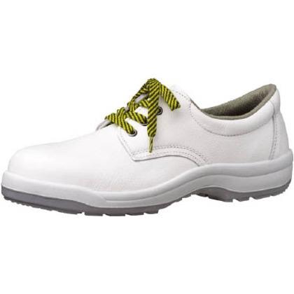 ミドリ安全 快適安全靴CF210ホワイト静電25.5cm CF210S-W-25.5