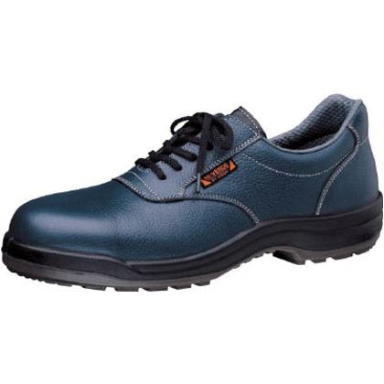 ミドリ安全 快適安全靴CF211ネイビー27cm CF211-NV-27.0