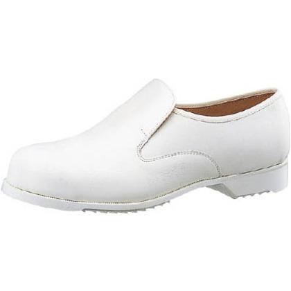 ミドリ安全 白ゴム底安全靴CR7300白静電24.5cm CR7300S-24.5