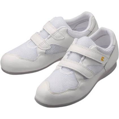 ミドリ安全 静電作業靴エレパス21.5CM PS15S-W-21.5