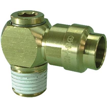 チヨダ ファイブHタイプシングルバンジョー8mm・R1/4 HB-8-02S1