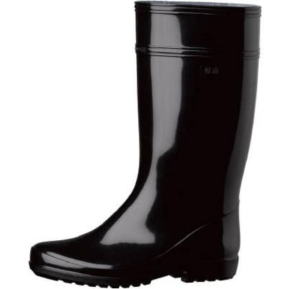 ミドリ安全 作業長靴ワークエース W2000-29.0BK