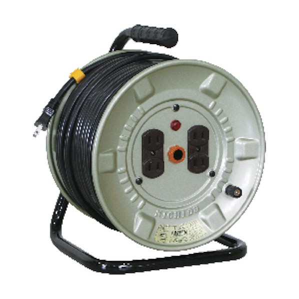 日動 100V電工ドラム50M NP-504D