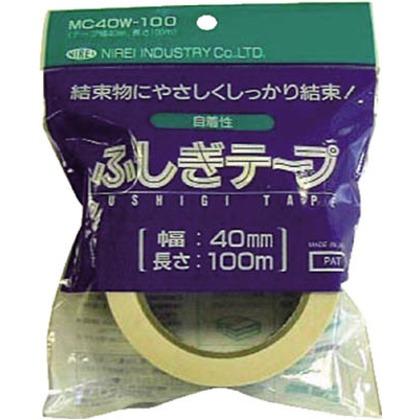 仁礼 ふしぎテープ白スペアー40MMX100M MC40W-100