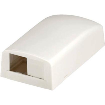 パンドウイット 光ファイバー・マルチメディアアウトレット2個口オフホワイト CBX2IW-AY