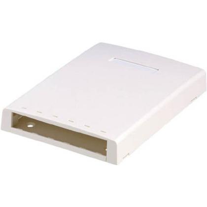 パンドウイット 光ファイバー・マルチメディアアウトレット6個口オフホワイト CBXF6IW-AY