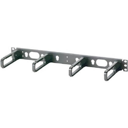 パンドウイット リング型水平ケーブル管理パネル表面リング1U CMPHHF1