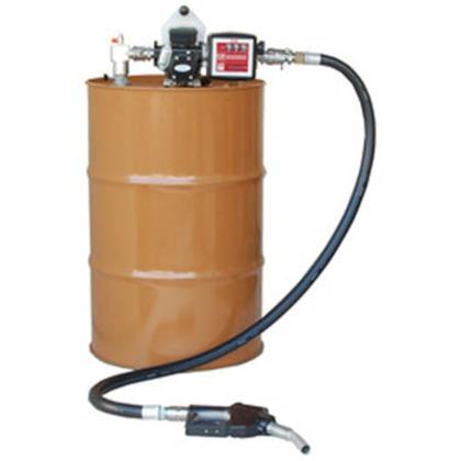 【送料無料】アクアシステム オートストップガン・流量計付電動ドラムポンプ 灯油 軽油   K33EVPD-56ATN  噴霧器用パーツ・部品類噴霧器