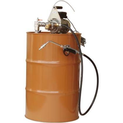 オイル用電動ドラムポンプ(100V)油   EVVD20-100