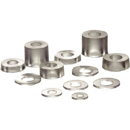 ウレタンワッシャー軟質タイプ硬度30M4用厚さ1.0   NO.4-30-1