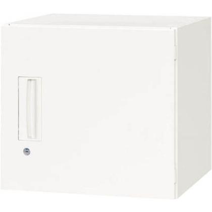 【送料無料】ダイシン 壁面収納庫両開き型上置き専用W450ホワイト   V445-04H  文具・事務用品文具・OA機器