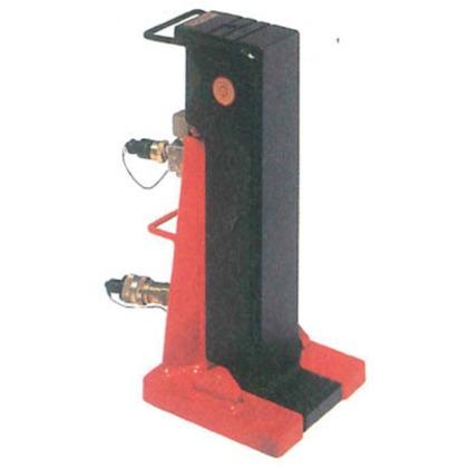 複動型分離タイプ爪つきジャッキ爪能力25tストローク150mm   K5-150W