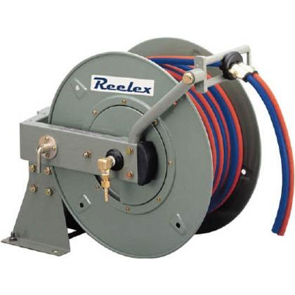 Reelex LPGガス溶接リールホース長20m LPGR-8920