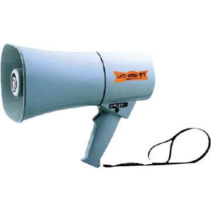 レイニーメガホン6Wホイッスル音付防水仕様(電池別売)   TS-624N