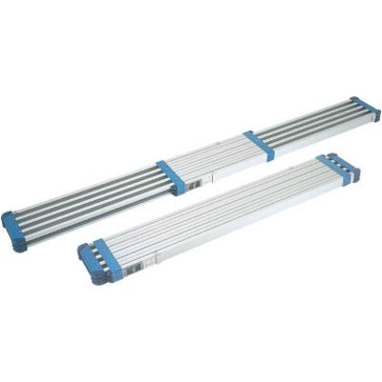両面使用型伸縮足場板STKD型伸長4m   STKD-D4023