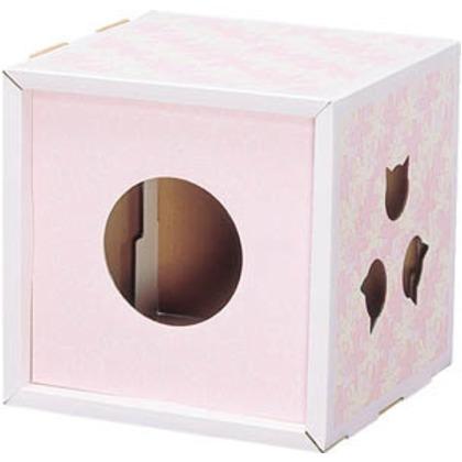 つめとぎBOX花柄ピンク   TTB-4-FPK