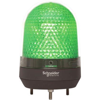 デジタル 緑φ100LED表示灯DC12-24V XVR3B03