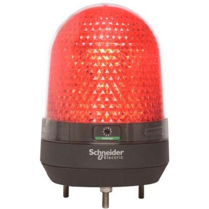 デジタル ハーモニ-赤φ100LED表示灯DC12-24V XVR3B04