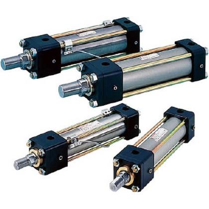 TAIYO 高性能油圧シリンダ 140H-8R1FK40BB350-ABAH2-T