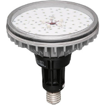 高天井用LEDE39口金ファンレス水銀灯250W相当角60°   LDR65N-E39-60