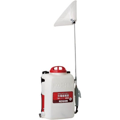 背負い式充電噴霧器   LS-15