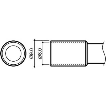 ノズル8mm   N4-04